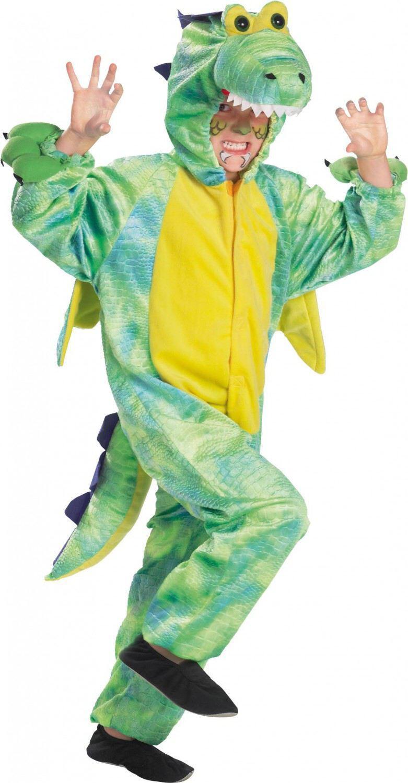Karneval Jungen Kostum Drache Faschingskram