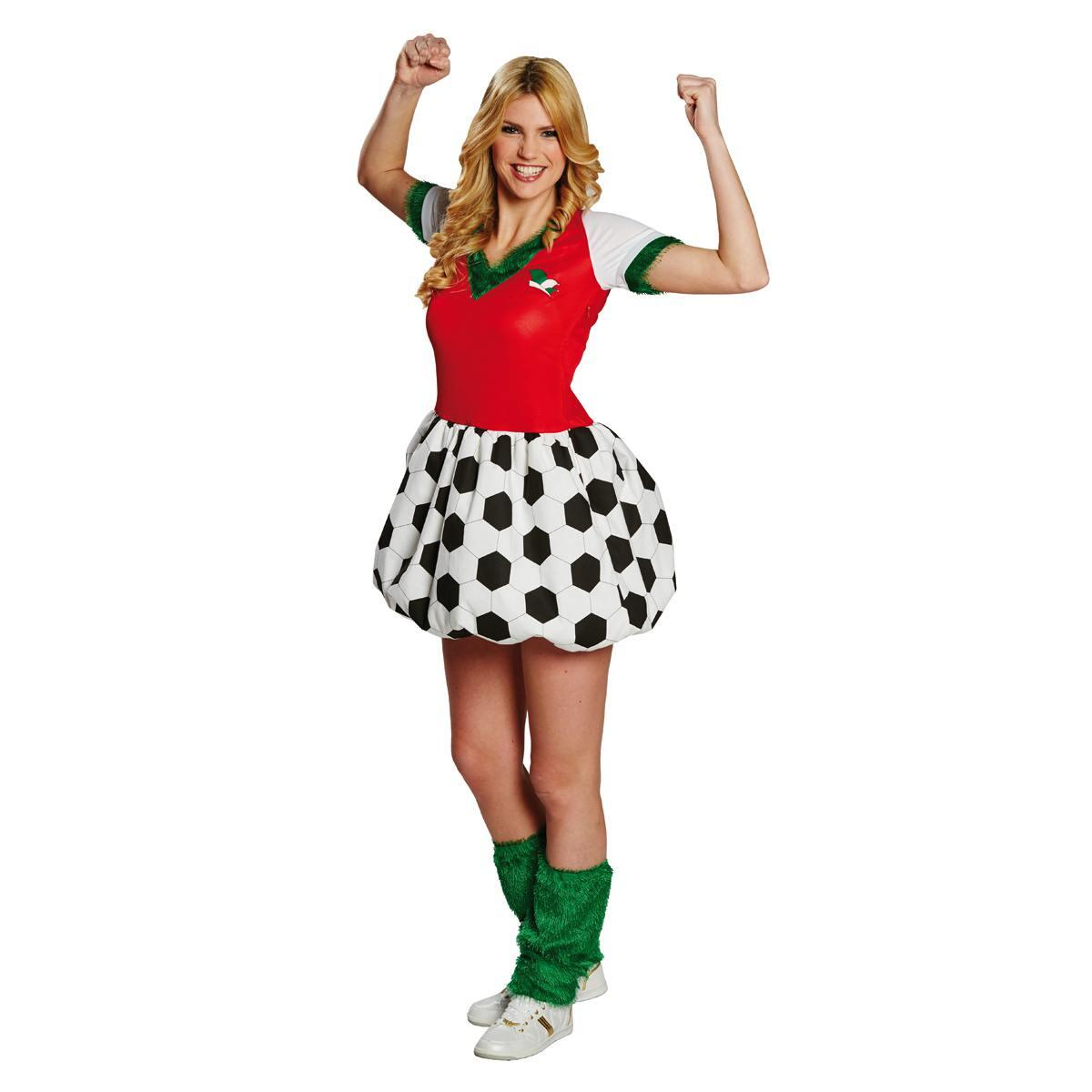 Karneval Damen Kostum Fussball