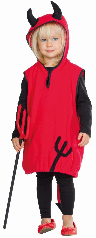 Karneval Halloween Kinder Kostum Teufel Faschingskram