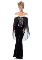 Leg Avenue Karneval Halloween Damen Kostüm Royal Darkness
