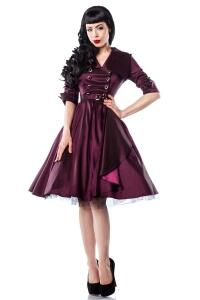 Rockabilly- Kleid Fifties lila