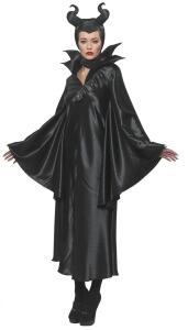 Karneval Halloween Damen Kostüm Dunkle Fee Maleficient