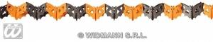 Halloween Dekoration Girlande Fledermaus