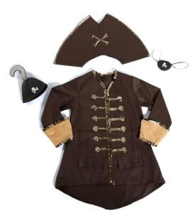 Great Pretenders Kinder Piraten Set Captain Hook