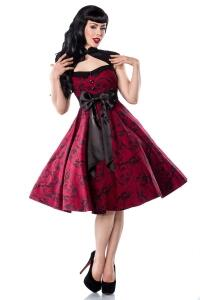 Rockabilly-Kleid Abiballkleid Hanna