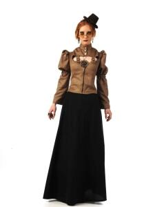 LIMIT SPORT Mittelalter Steampunk Damen Rock