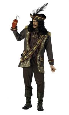 LIMIT SPORT Herren Kostüm Pirat CAPTAIN HOOK