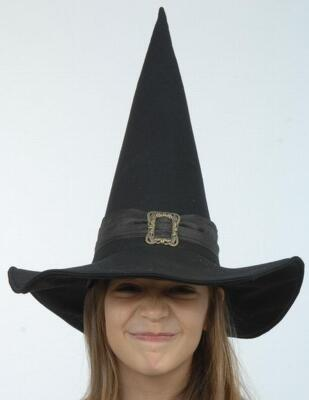Lovely Lea Karneval Halloween Kinder Hut Hexe Wicked Witch